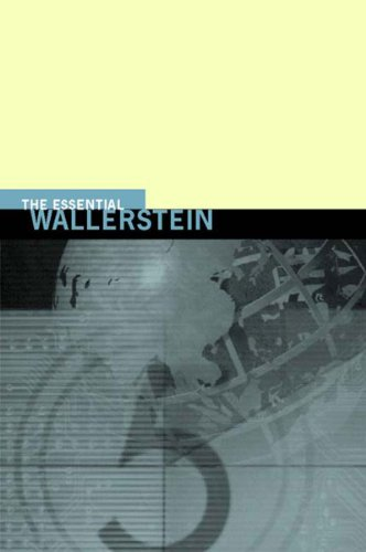 Essential Wallerstein  N/A edition cover