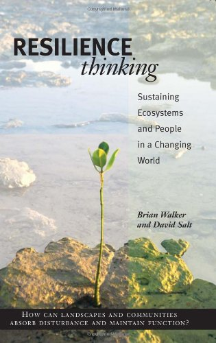 Resilience Thinking Sustaining Ecosystems and People in a Changing World  2006 edition cover