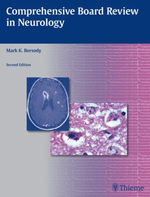 Comprehensive Board Review in Neurology  2nd 2013 edition cover