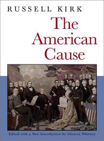 American Cause   2002 edition cover