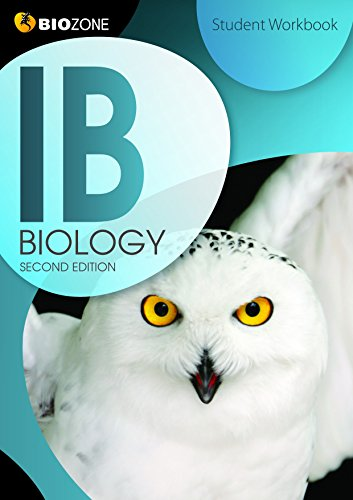 IB BIOLOGY-STUDENT WORKBOOK             N/A edition cover