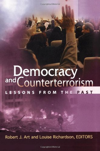 Democracy and Counterterrorism Lessons from the Past  2006 edition cover