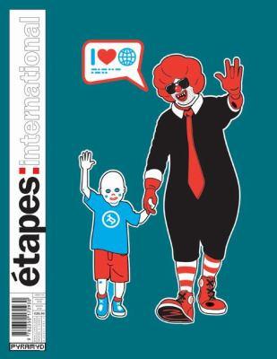 Etapes: International No. 4   2006 9782350170930 Front Cover