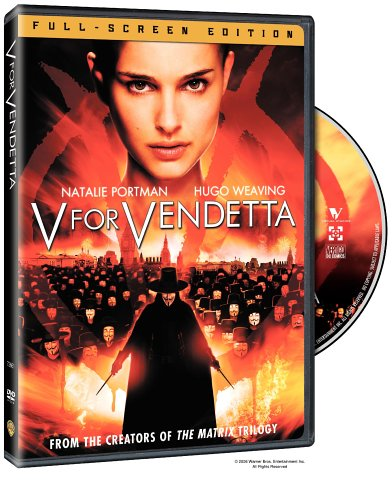V for Vendetta (Full Screen Edition) System.Collections.Generic.List`1[System.String] artwork