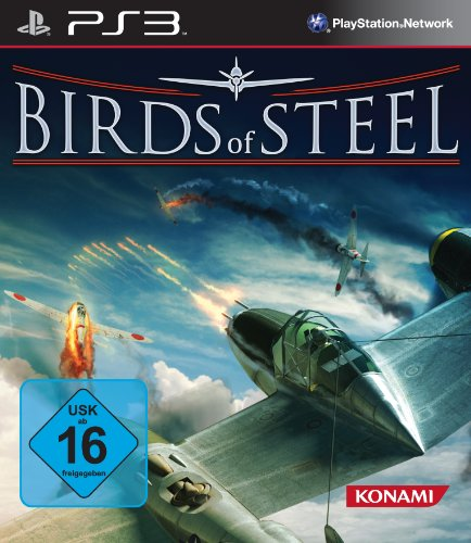 Birds of Steel PlayStation 3 artwork