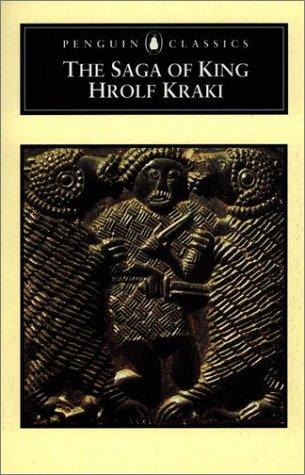 Saga of King Hrolf Kraki   1998 edition cover