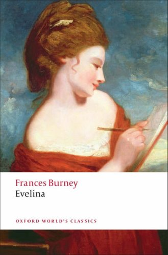 Evelina  2nd 2008 edition cover