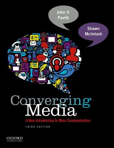 Converging Media A New Introduction to Mass Communication 3rd 2012 edition cover