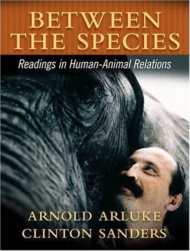 Between the Species Readings in Human-Animal Relationships  2009 edition cover