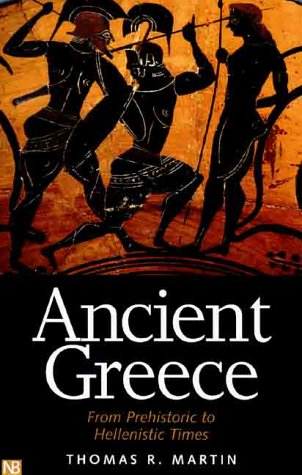 Ancient Greece From Prehistoric to Hellenistic Times  2000 edition cover
