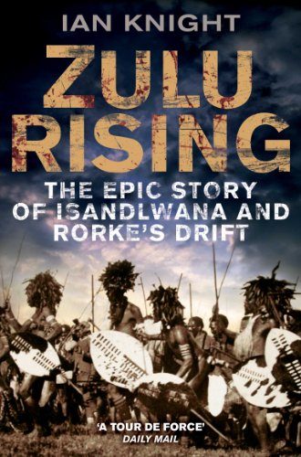 Zulu Rising The Epic Story of Isandlwana and Rorke's Drift 3rd 2011 (Unabridged) edition cover