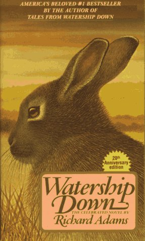 Watership Down   1972 9780380002931 Front Cover