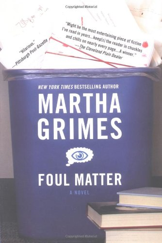 Foul Matter  N/A edition cover