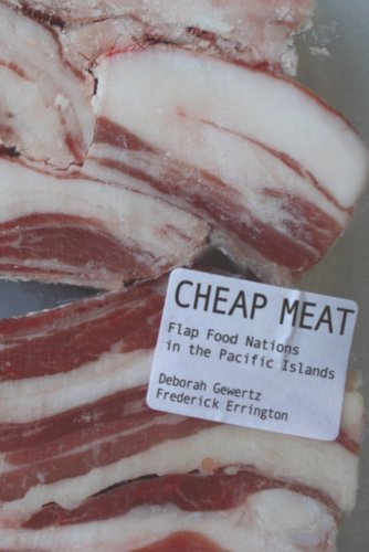 Cheap Meat Flap Food Nations in the Pacific Islands  2010 edition cover