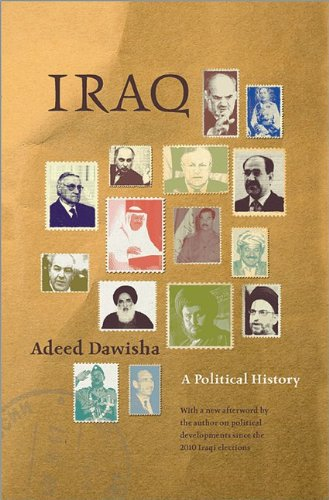 Iraq A Political History  2013 (Revised) edition cover