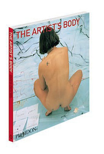 Artist's Body   2012 edition cover