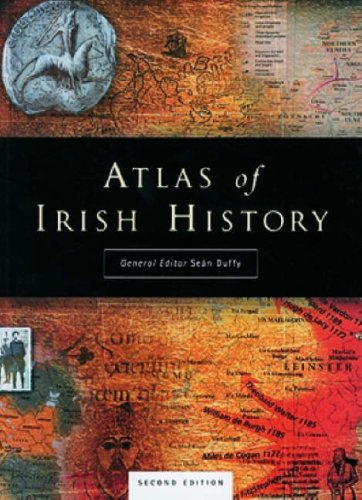 Atlas of Irish History N/A edition cover