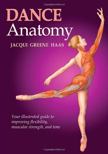 Dance Anatomy   2010 edition cover