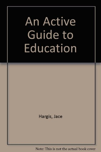 Active Guide to Education Revised 9780757516931 Front Cover