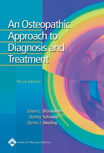 Osteopathic Approach to Diagnosis and Treatment  3rd 2005 (Revised) edition cover