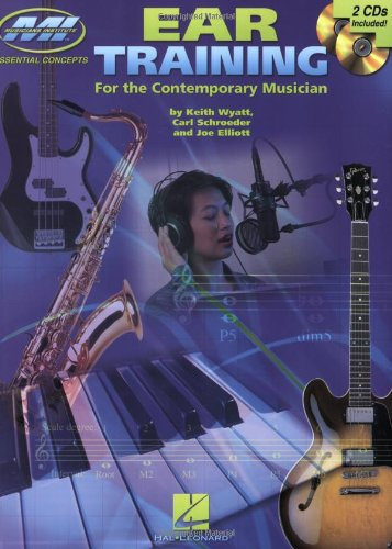 Ear Training The Complete Guide for All Musicians  2005 edition cover