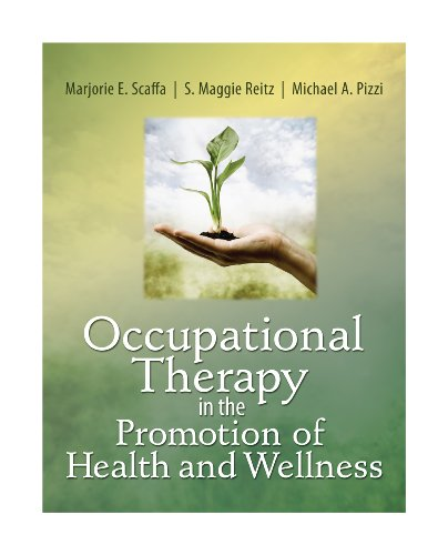 Occupational Therapy in the Promotion of Health and Wellness   2010 edition cover