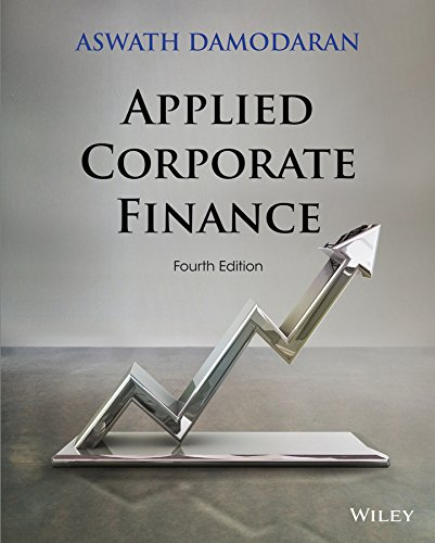 Applied Corporate Finance  4th 2014 edition cover