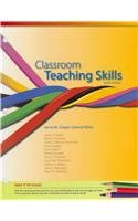 Cengage Advantage Books: Classroom Teaching Skills  10th 2014 edition cover