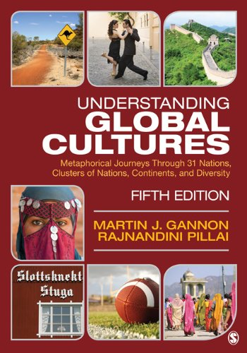 Understanding Global Cultures Metaphorical Journeys Through 31 Nations, Clusters of Nations, Continents, and Diversity 5th 2013 edition cover