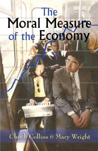 Moral Measure of the Economy   2007 edition cover