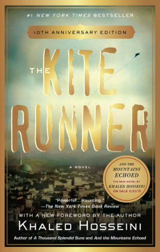 Kite Runner  10th 2013 9781594631931 Front Cover