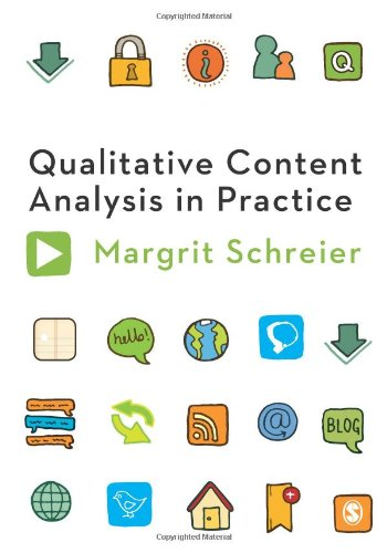 Qualitative Content Analysis in Practice   2012 edition cover