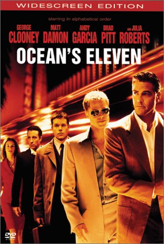 Ocean's Eleven (Widescreen Edition) System.Collections.Generic.List`1[System.String] artwork