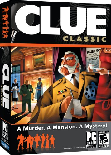 Clue Classic [Old Version] Windows XP artwork