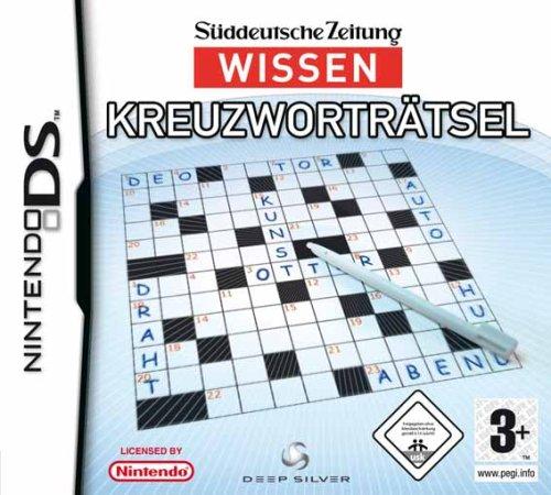 SZ-Wissen Kreuzworträtsel (NDS) Nintendo DS artwork