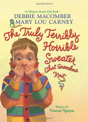 Truly Terribly Horrible Sweater... That Grandma Knit   2009 edition cover
