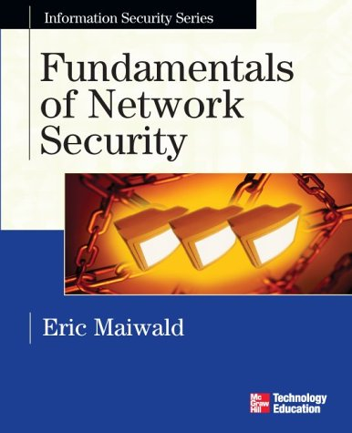 Fundamentals of Network Security   2004 9780072230932 Front Cover