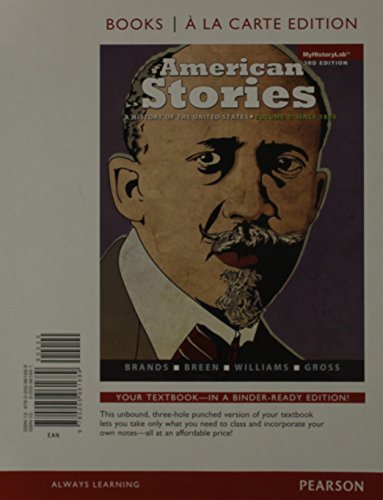 American Stories  3rd 2014 edition cover