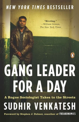 Gang Leader for a Day  N/A 9780143114932 Front Cover