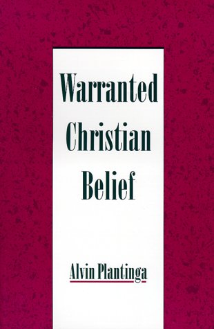 Warranted Christian Belief   2000 edition cover