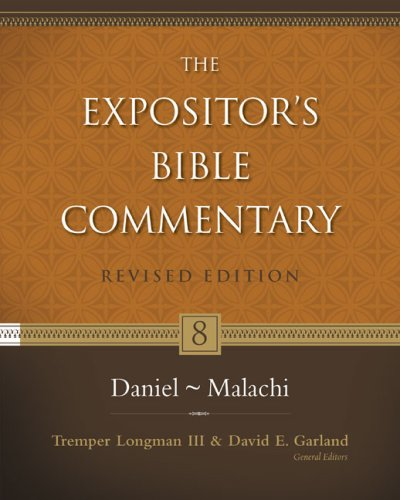 Expositor's Bible Commentary  Revised edition cover