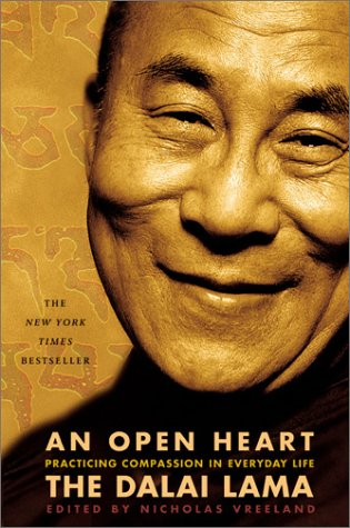 Open Heart Practicing Compassion in Everyday Life  2001 (Reprint) edition cover
