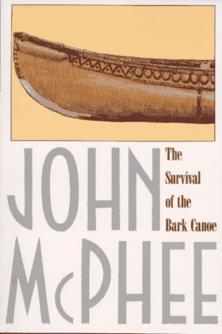 Survival of the Bark Canoe  N/A edition cover