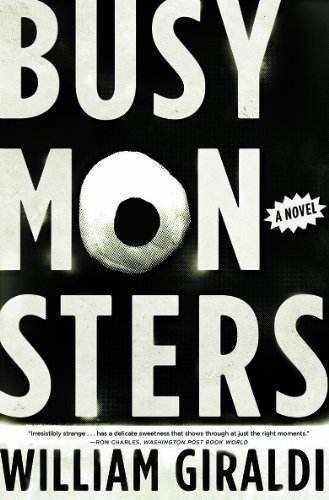 Busy Monsters   2012 edition cover