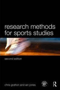 Research Methods for Sports Studies  2nd 2008 (Revised) edition cover