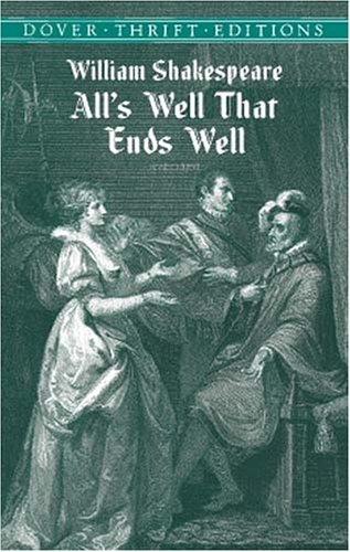 All's Well That Ends Well   2001 edition cover
