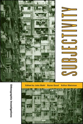 Subjectivity Ethnographic Investigations  2007 edition cover