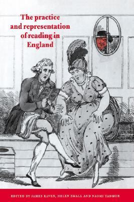 Practice and Representation of Reading in England   1996 9780521480932 Front Cover
