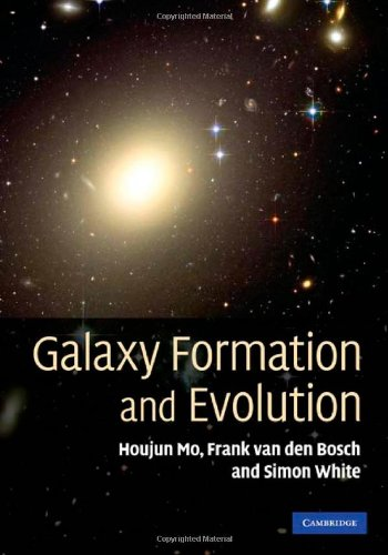Galaxy Formation and Evolution   2010 edition cover