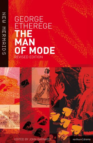 Man of Mode   2007 edition cover